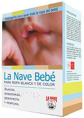 Bebé La Nave