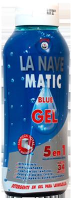 Blue Gel La Nave