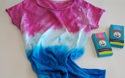 Crea tu propia camiseta con Tinte para Ropa La Nave