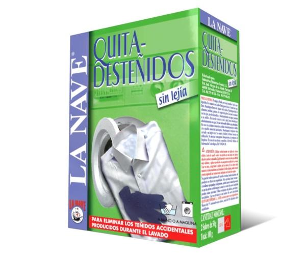 Quitadesteñidos La Nave online comprar en tienda online La Nave