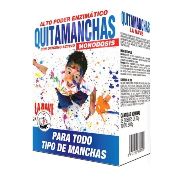 Quitamanchas en polvo La Nave, comprar en tienda online La Nave