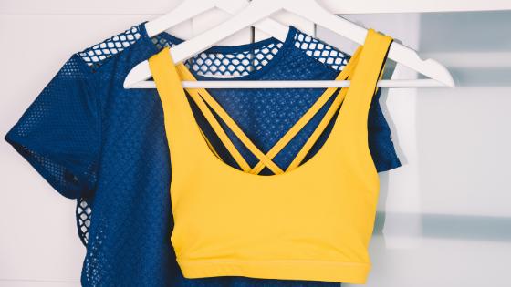 Cuida tu ropa deportiva: Así debes lavarla